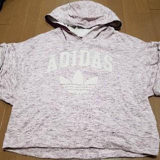 adidas - アディダス☆裏地タオル地☆トップス