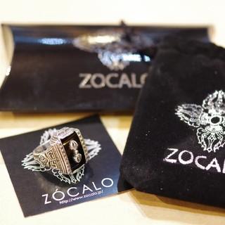 ソカロ(ZOCALO)のZOCALO ソカロ シルバーリング 17号(リング(指輪))