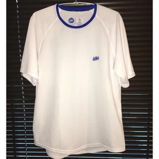 ballaholic cool Tシャツ 白/青(バスケットボール)