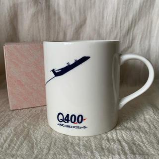 ジャル(ニホンコウクウ)(JAL(日本航空))のJAC 日本エアコミューター マグカップ 箱付き レア(グラス/カップ)