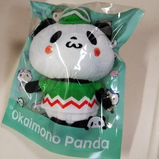 ラクテン(Rakuten)の楽天競馬 お買い物パンダ ぬいぐるみ(ノベルティグッズ)