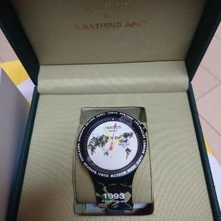 アベイシングエイプ(A BATHING APE)のbape watch(腕時計(デジタル))