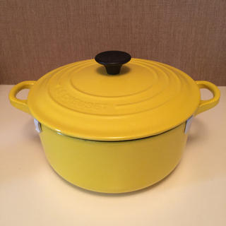 LE CREUSET - ル・クルーゼ イエロー20