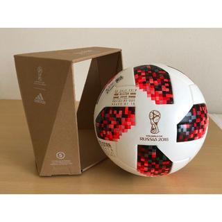 アディダス(adidas)のFIFA W杯 公式球 日本対ベルギーベスト16限定マッチデイ刻印モデル(ボール)