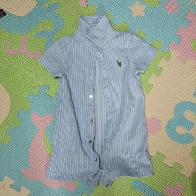 Ralph Lauren(ラルフローレン)のカバーオール キッズ/ベビー/マタニティのベビー服(~85cm)(カバーオール)の商品写真