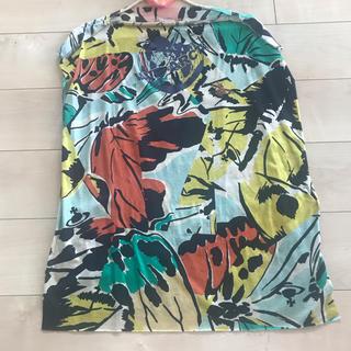 ヴィヴィアンウエストウッド(Vivienne Westwood)のViviennewestwoodスクエアTシャツ(Tシャツ(半袖/袖なし))