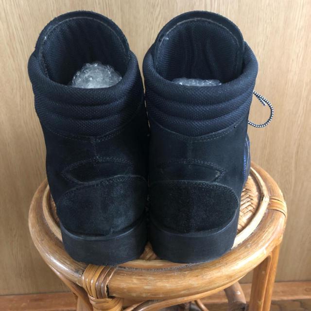 MOUNTAIN RESEARCH(マウンテンリサーチ)の激レア 初期 マウンテンリサーチ アウトドアフェイクブーツ 定価7万以上 メンズの靴/シューズ(ブーツ)の商品写真