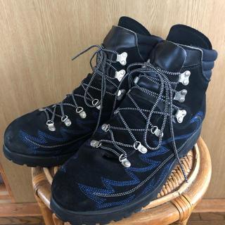 マウンテンリサーチ(MOUNTAIN RESEARCH)の激レア 初期 マウンテンリサーチ アウトドアフェイクブーツ 定価7万以上(ブーツ)