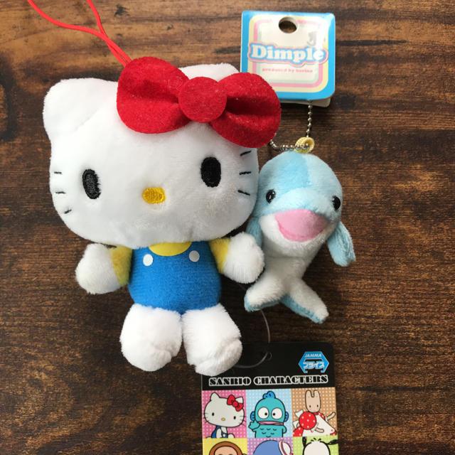 サンリオ(サンリオ)のマスコットセット エンタメ/ホビーのおもちゃ/ぬいぐるみ(ぬいぐるみ)の商品写真