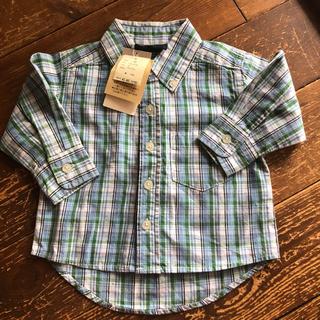 オシュコシュ(OshKosh)のoshkosh シャツ 70サイズ 新品(シャツ/カットソー)