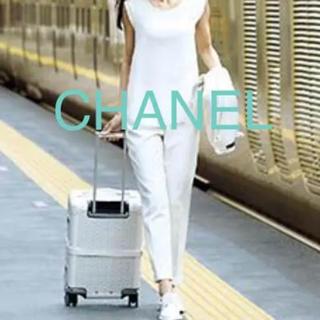 シャネル(CHANEL)のCHANEL 近年タグシルクトップス36(シャツ/ブラウス(半袖/袖なし))