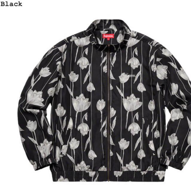 Supreme(シュプリーム)のSupreme Floral Silk Track Jacket メンズのジャケット/アウター(ブルゾン)の商品写真