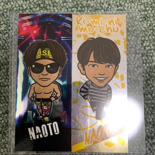 サンダイメジェイソウルブラザーズ(三代目 J Soul Brothers)の千社札 NAOTO(その他)