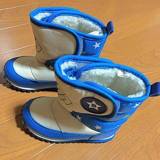 ニシマツヤ(西松屋)のスノーブーツ 冬靴 15.0㎝(ブーツ)