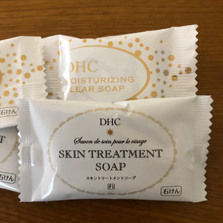 ディーエイチシー(DHC)のDHCサンプル石鹸(洗顔料)