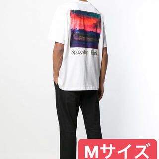 Jil Sander - oamc space ship earth tシャツ Mサイズ