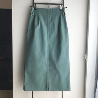 ナノユニバース(nano・universe)のナノユニバース 新品タイトスカート(ひざ丈スカート)
