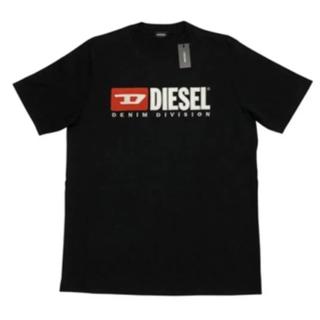 ディーゼル(DIESEL)のDIESEL 刺繍ロゴTシャツ(Tシャツ(半袖/袖なし))