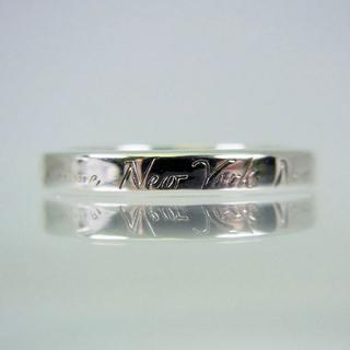 ティファニー(Tiffany & Co.)のTIFFANY/ティファニー 925 リング 6.5号[f7-18](リング(指輪))