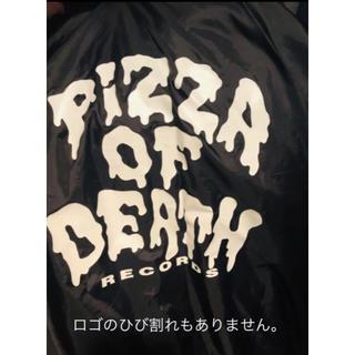 PIZZA OF DEATH コーチジャケット