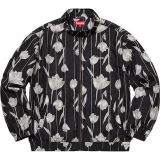 Supreme - supreme Floral Silk Track Jacket