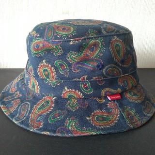 シュプリーム(Supreme)のシュプリーム 帽子 バケットハット(ハット)
