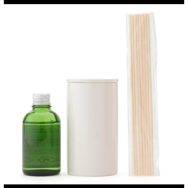 MUJI (無印良品)(ムジルシリョウヒン)のMUJI インテリアフレグランス フルーティ コスメ/美容のリラクゼーション(アロマオイル)の商品写真