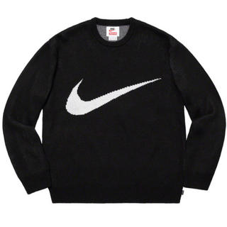 Mサイズ Supreme NIKE Swoosh Sweater