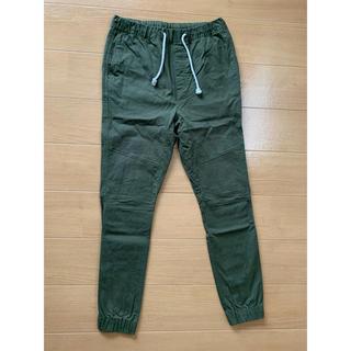 H&M - H&M カーゴパンツ オリーブグリーン 28インチ