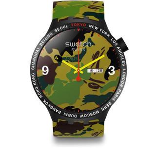 アベイシングエイプ(A BATHING APE)の春さん専用出品  同梱発送分 BAPE xスウォッチ 東京モデル(腕時計(アナログ))