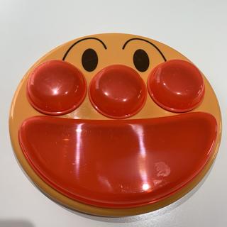 アンパンマン(アンパンマン)のレック アンパンマン フェイス ランチ皿 お皿(プレート/茶碗)
