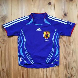 アディダス(adidas)の日本代表 ドイツワールドカップユニフォーム 120(ウェア)