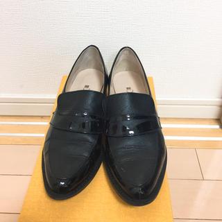 ダイアナ(DIANA)のDIANA フラットシューズ(ローファー/革靴)