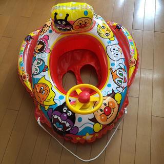 アンパンマン - アンパンマン 足入れ 浮き輪