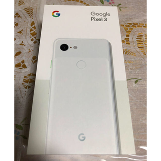 ANDROID - Google pixel3