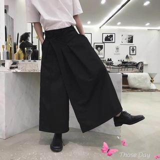 【限定商品】ワイドパンツ 袴パンツ オリジナル仕様