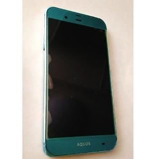 アクオス(AQUOS)のAQUOS SH506 ジャンク品(スマートフォン本体)