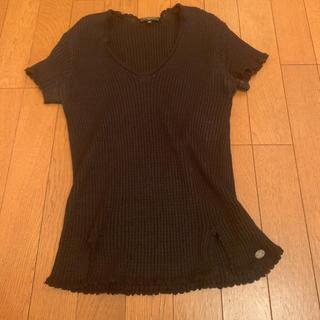 シャネル(CHANEL)のCHANEL トップス(Tシャツ(半袖/袖なし))