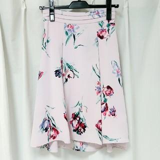 PROPOTIONBODYDRESSING花柄スカート