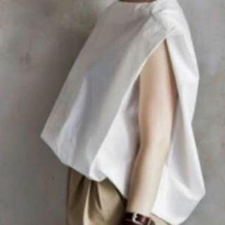 エンフォルド(ENFOLD)のENFOLD ブラウス プルオーバー トップス Tシャツ(シャツ/ブラウス(半袖/袖なし))
