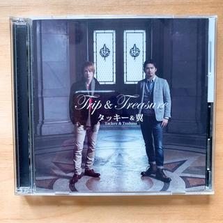 タッキー&翼 - TRIP&TREASURE/タッキー&翼 初回盤DVD付