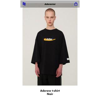 メゾンキツネ(MAISON KITSUNE')のadererror tシャツ(Tシャツ/カットソー(七分/長袖))
