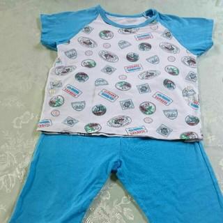 ユニクロ(UNIQLO)のユニクロ きかんしゃトーマス パジャマ 100(パジャマ)