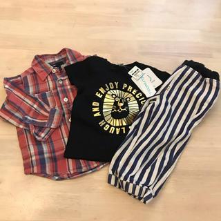 ベビーギャップ(babyGAP)の男の子 まとめ売り 半袖 長袖 スボン 80 90(その他)