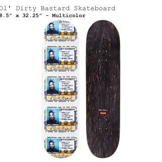 シュプリーム(Supreme)のOl' Dirty Bastard Skateboard(スケートボード)