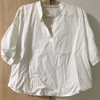 GU - 半袖 シャツ ブラウス ( GU )