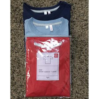 ユニクロ(UNIQLO)の【新品】ユニクロ キッズTシャツ(その他)