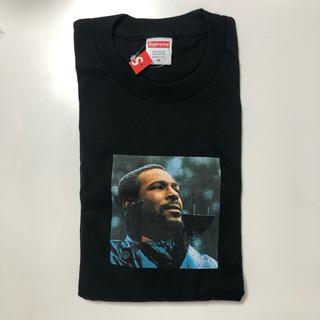 シュプリーム(Supreme)のsupreme  Marvin Gaye tee ブラック M サイズ(Tシャツ/カットソー(半袖/袖なし))