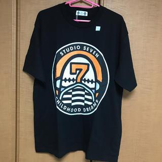 GU - ジーユー スタジオセブン ヘビーウェイトTシャツ