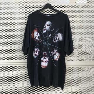 FEAR OF GOD - 90's RAMMSTEIN VINTAGE バンドTシャツ XL